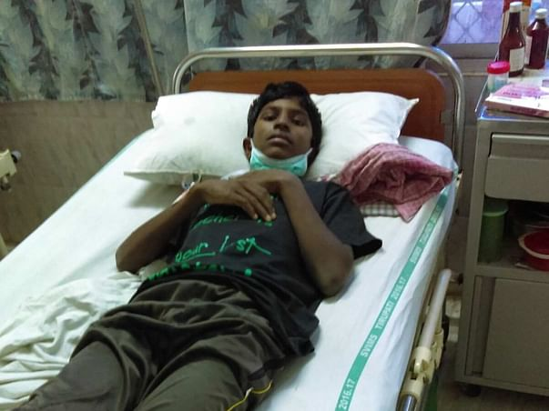 Let's Support 16 Year Old Tarun Suffering From Blood Cancer