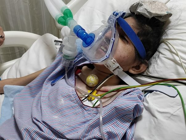 Urgent Funds Needed For Our Angel Kajal - Cerebral Palsy Child