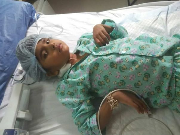 Help 5 Year Old Nishi Fight To Blood Cancer And Smile Again