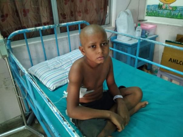 Help Madhan Fight Cancer