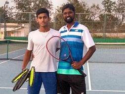 Help Nishad play ITF tournaments