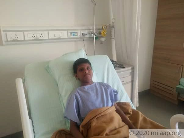 Even After Getting A New Liver 16-year-old Ismail Is Battling For Life