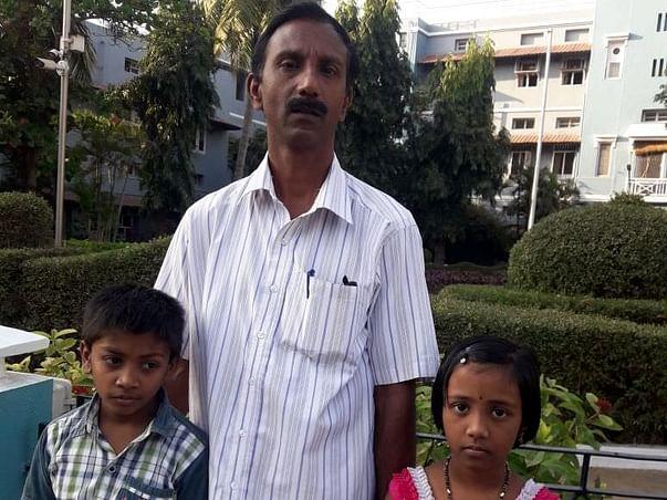 Help 10 year old little boy Arjun,to defeat rare blood disease (PRCA)