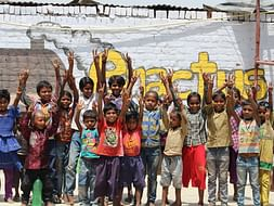 Help Underprivileged Kids Get Basic Education