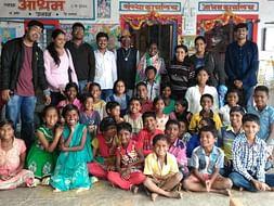 Hostel For Poor Children Staying In Gajanan Maharaj Ashram