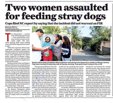 Women assaulted