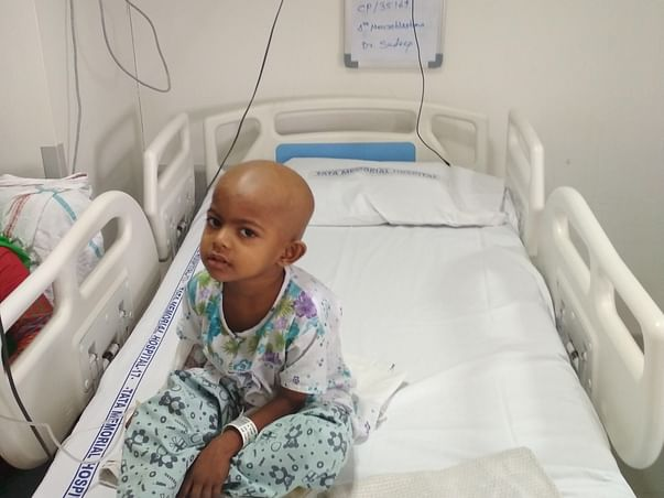 Help avani suffered from neuroblastoma stage 4 high risk diseases