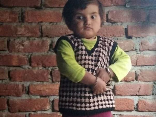 Allahuddin Appeals For Help To Save His 1-year-old Adopted Daughter