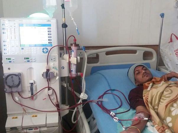 Help Vijay For His Kidney Transplantation