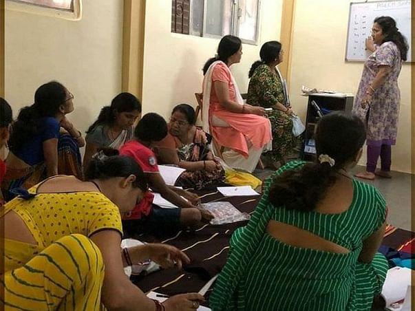 Help Aseemshakti Raise Funds to Buy Sewing Machines
