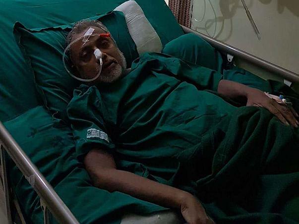 Help Abdul Mannan Barbhuiya fight Brain Haemorrhagic Stroke