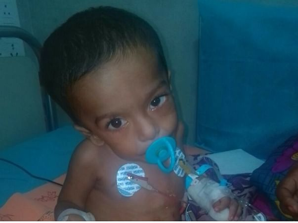 Help This 1-year-old Who Has Been Bleeding From His Mouth Every Day