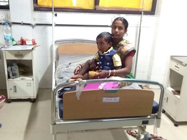 Save 3-year-old Dip Who Is Staying Alive Only On Donor Blood
