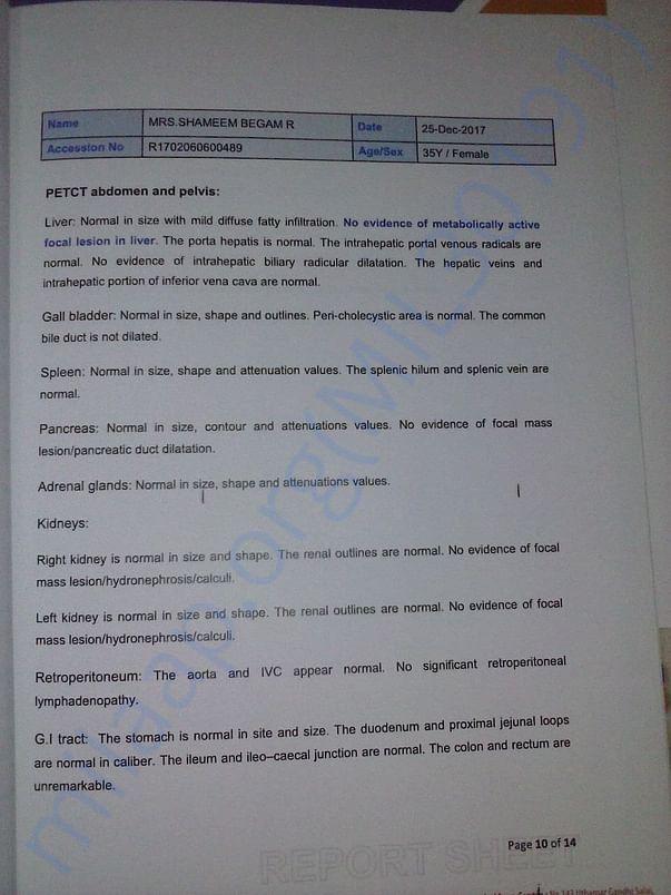 scan report 10