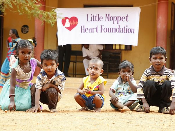 Help Little Moppet save rural children suffering from heart disease