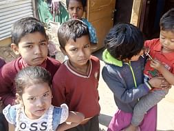 Raise funds for the Rohingya Kids in Jammu for their school essentials