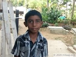 8-year-old Boy Abandoned By His Father Is Fighting Heart Disease