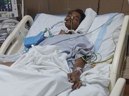Save 20yr old Priyam who has lost his large intestine. 15days in ICU.