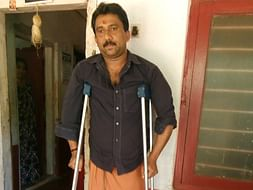 Help Manoj Stand On His Feet Once Again