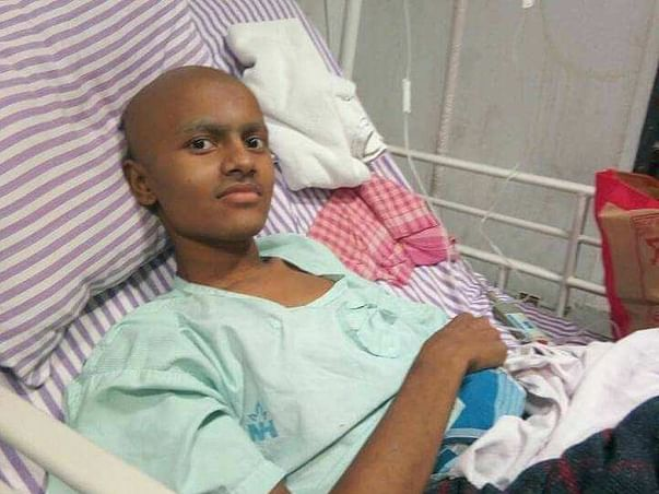 Help 16-year-old Somnath Fight Cancer