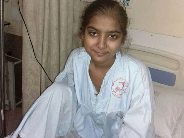 help Akansha to fight blood cancer