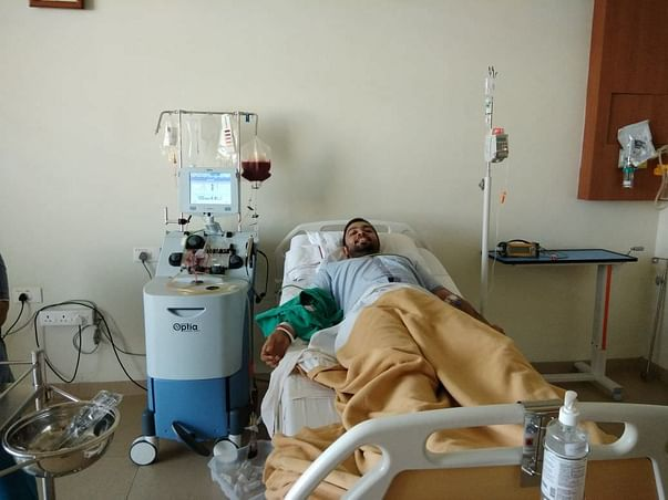 Help Dipanjan Overcome Stage 4b Cancer