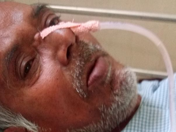 Help My Father To Save His Life