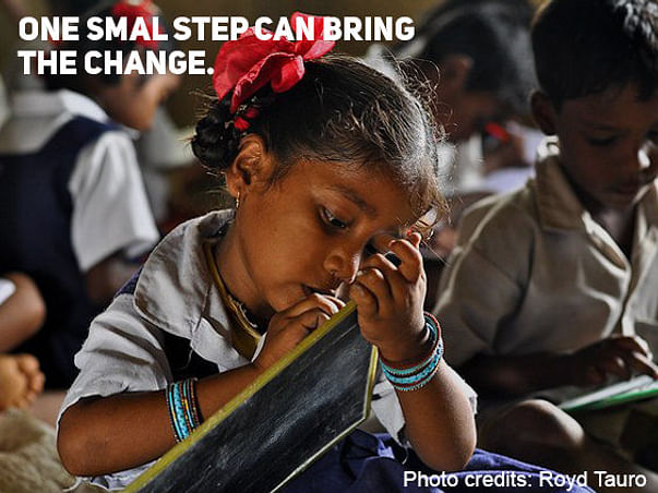 Help Rural Children In School Get Access To Basic Needs