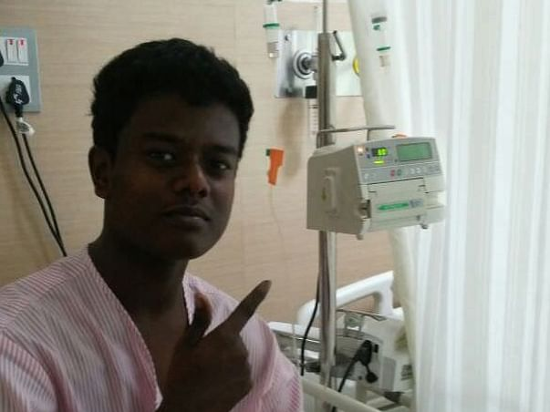 Help For Cancer Patient Boy Studying In 9th Standard At Hosur, Tn