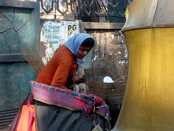 Please Help Sunita, A Sweeper Suffering From Cancer