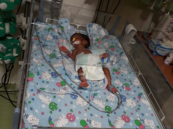 Help For Nicu Neonatal Icu Charges Of My 28 Weeks Premature Baby Girl