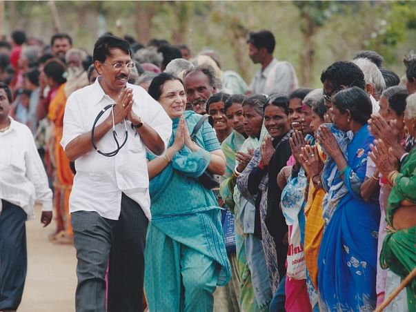Help Dr. Ramana Rao's Village Clinic treat patients free of cost