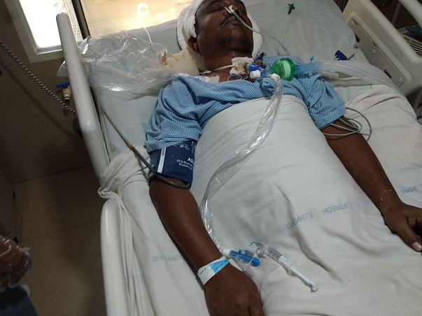 You Can Help Alok Gurla to Survive