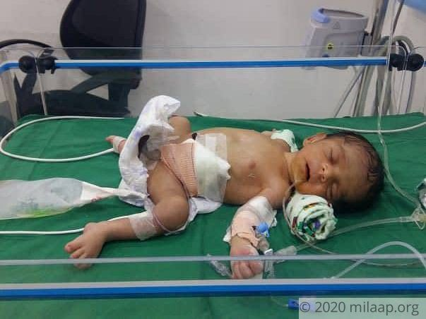 I Have Not Held My Newborn Baby Even Once Since He Was Born