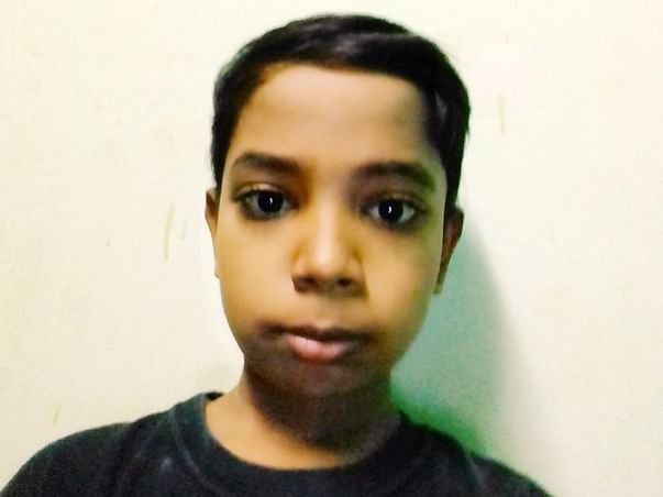 Fund riser for Master Ritish's Thalasemmia bone marrow surgery