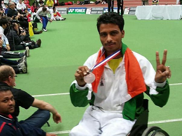 Help Financially Struggling Sanjeev Win A Medal At Tokyo Paralymics