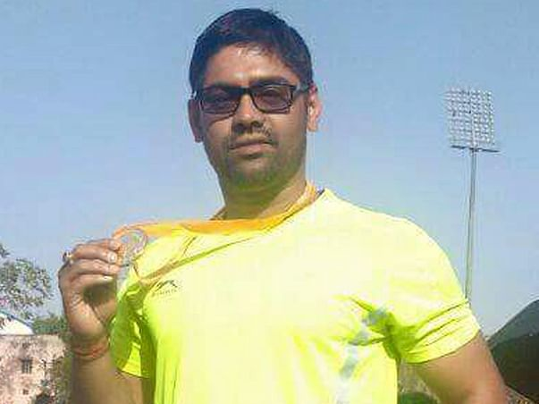 Help Visually Impaired Ashish To Represent Our Nation - donation
