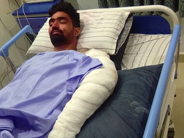 Help Naresh for Elbow Surgery
