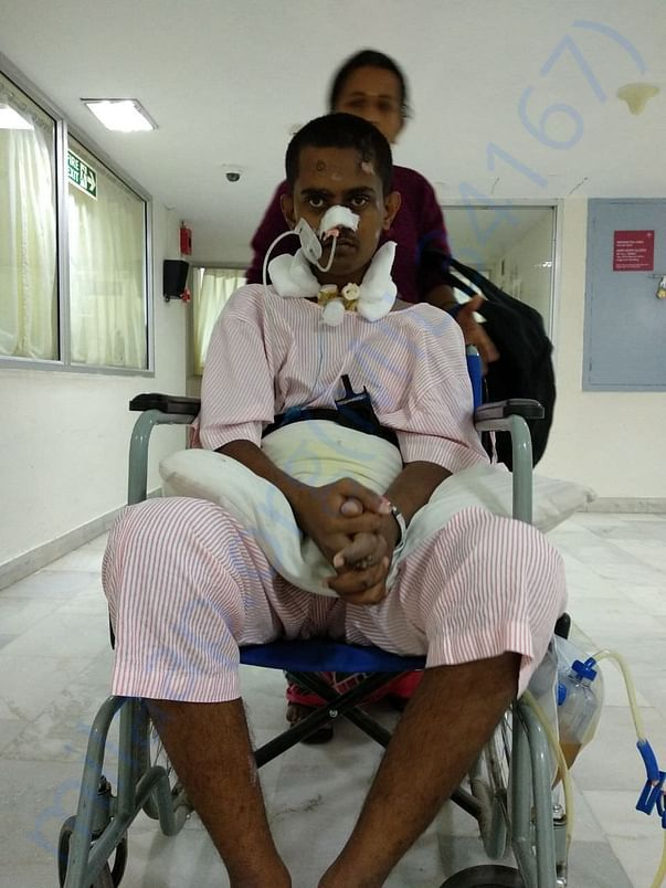 Kishore being moved to General Ward