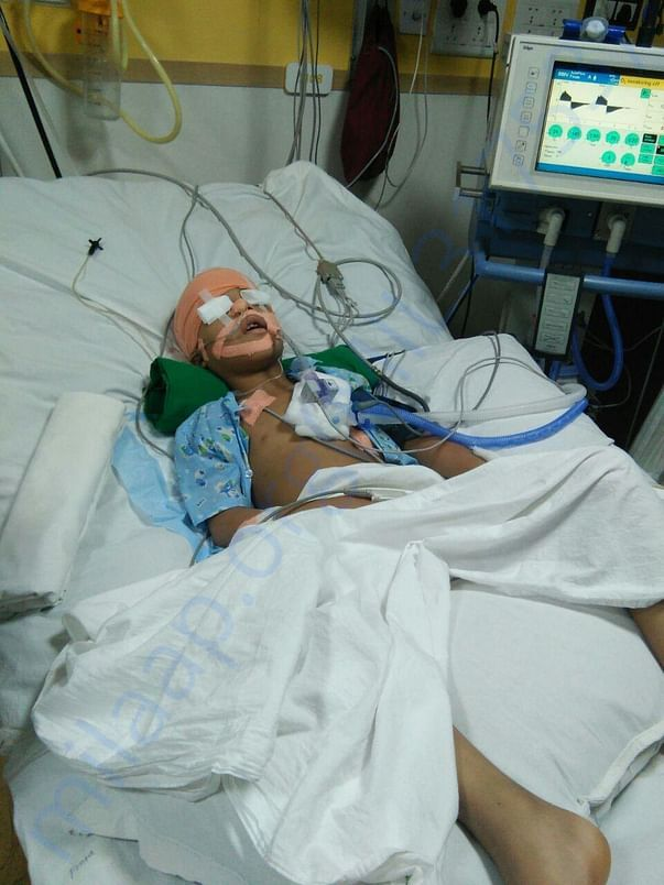 Doc tomo will take out of ventilator for sometime ..critical period