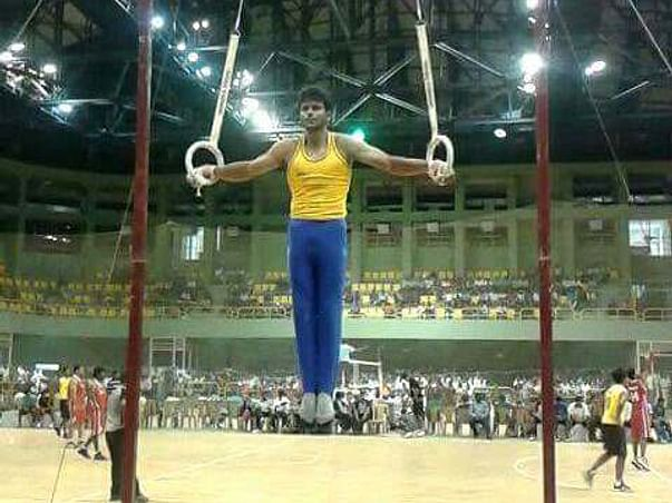 Help Lokesh Train Future Gymnasts for India