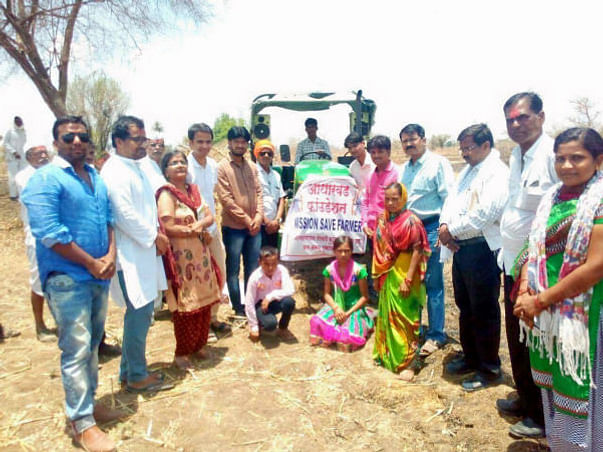 MissionSaveFarmer2018 - Help Deceased Farmer's Families of Marathwada