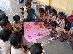 """HELP US TO BUILD """"ART FOR KIDS"""" CENTRES"""