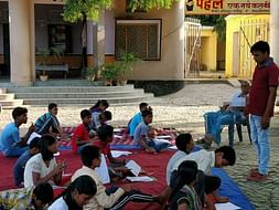 Help economically backward Kids to get education