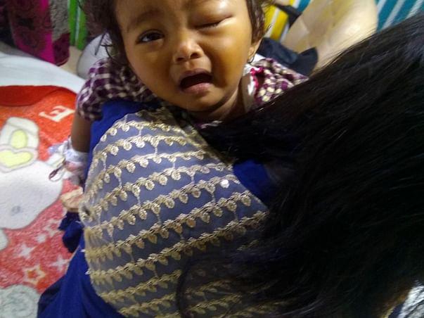 Help for Baby Aarohi