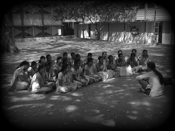 Help our village girls walk the path to freedom!