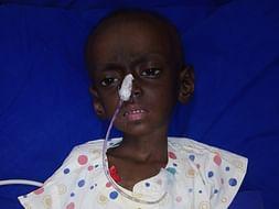 Help Dhruvankur for bone marrow transfer treatment