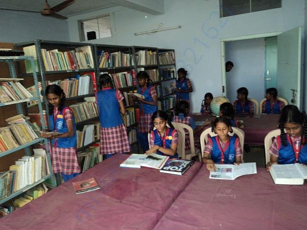Learning time at Library