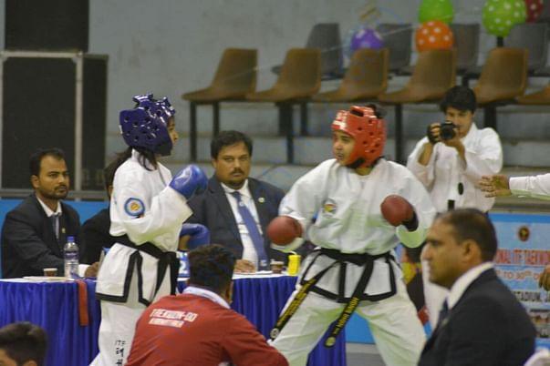 Nationals at Jaipur.