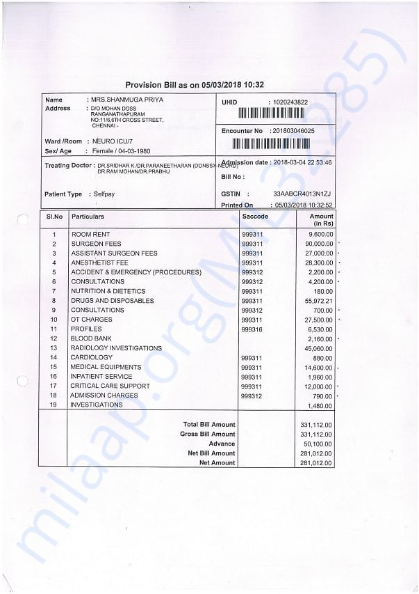 This is daily generating bill yet to go more ple help